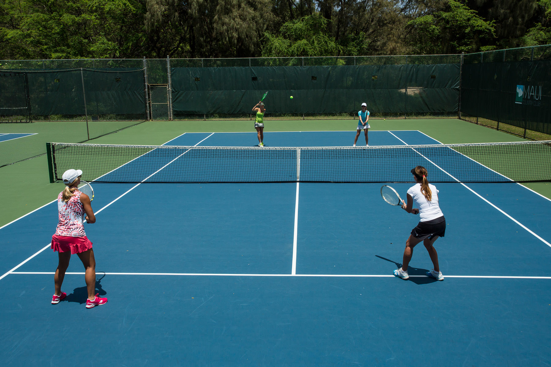 Tennis at Maui Country Club