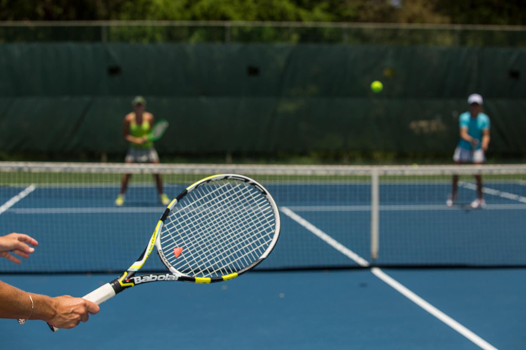 Tennis at Maui Country Club