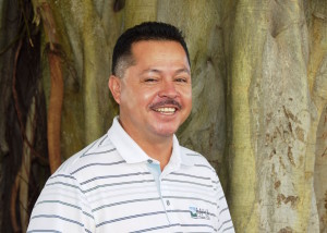 Ozwaldo Cardenas, Gof Superintendent at Maui Country Club