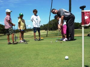 Summer Junior Golf Camp @ Maui Country Club - Meet at the Golf Pro Shop | Paia | Hawaii | United States