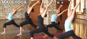 Wisdom Flow Yoga with Jennifer Lynn @ Maui Country Club - the Ballroom | Paia | Hawaii | United States
