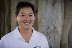 Russell Goshi, General Manager, Maui Country Club