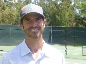 Cason Mays, Tennis at Maui Country Club