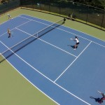 Tennis Courts at Maui Country Club