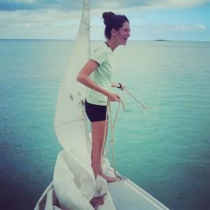 Jenn Gladwin, Swim Instructor at Maui Country Club on Maui's North Shore