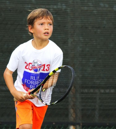 Junior Tennis at Maui Country Club