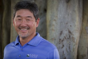 Mark Shimamura, Maui Country Club