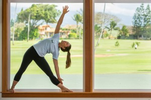Vinyasa Yoga with Sammy Seriani @ Maui Country Club - the Ballroom | Paia | Hawaii | United States