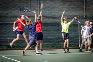 Junior Tennis Clinic – Warriors: ages 6-9 @ Maui Country Club - Tennis Courts | Paia | Hawaii | United States