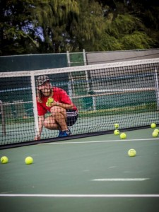 Junior Tennis Clinic – Champs: ages 12-16 @ Maui Country Club - Tennis Courts | Paia | Hawaii | United States
