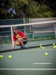 Jr. Tennis Clinic - Manō 8-12 Years @ Maui Country Club Tennis Courts