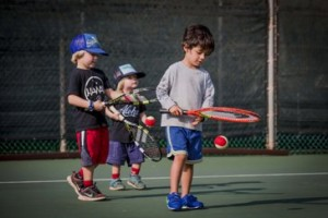 Junior Tennis Academy Drop-in Clinic: Mighty Tots ages 4-6 @ Maui Country Club - Tennis Courts | Paia | Hawaii | United States