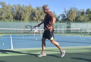 Tennis Clinic - Serve & Overhead @ Maui Country Club - Tennis Courts | Paia | Hawaii | United States