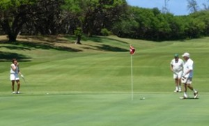 Labor Day Golf Tournament @ Maui Country Club - Golf Course | Paia | Hawaii | United States