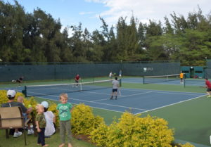 Tennis Clinic - Doubles @ Maui Country Club - Tennis Courts | Paia | Hawaii | United States