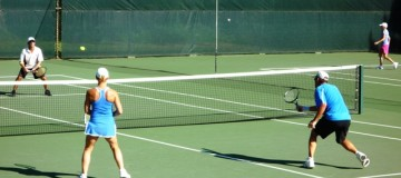 See You on the Courts!  Maui Country Club's Pick Up Tennis Game