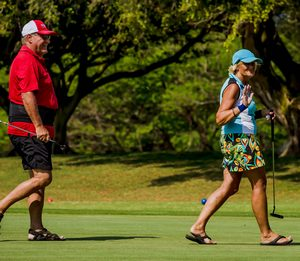 Friday Night Nine & Wine @ Maui Country Club - Golf Course | Paia | Hawaii | United States