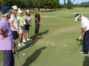 Adult Members Golf Clinic @ Maui Country Club - Golf Course | Paia | Hawaii | United States