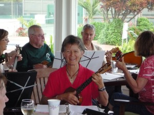 Kanikapila Ukulele Club Jam @ Maui Country Club - the Clubhouse Restaurant | Paia | Hawaii | United States