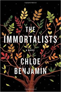 "June Book Club Gathering Chloe Benjamin's ""The Immortalists"" @ Maui Country Club - the Clubhouse Restaurant 