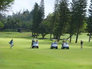 "9-Hole ""Ship, Captain, Crew"" Golf Tournament @ Maui Country Club - Golf Course | Paia | Hawaii | United States"