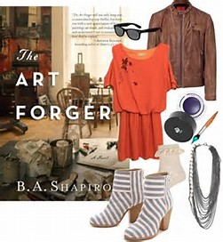 "July Book Club Gathering ""The Art Forger"" @ Maui Country Club - the Clubhouse Restaurant 
