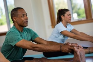 Tommy Jones - Yoga Instruction at Maui Country Club in Spreckelsville on Maui's North Shore