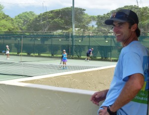 Tennis Tip: Volleys