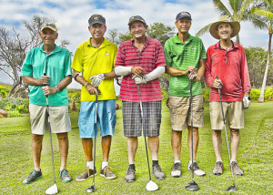 Men's Weekend Low Net Golf Game @ Maui Country Club - Meet at the Golf Pro Shop | Paia | Hawaii | United States