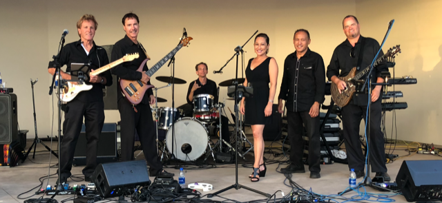 Country Knights performing at Maui Country Club Hoedown March 30 2019