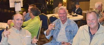 Members enjoy Scotch & Cigars 2016 at Maui Country Club