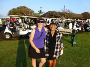 Josh Jerman Maui Women's Golf Championship 2017 @ Maui Country Club - Golf Course | Paia | Hawaii | United States