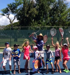 Summer Jr. Tennis Camp @ Maui Country Club - Tennis Courts | Paia | Hawaii | United States