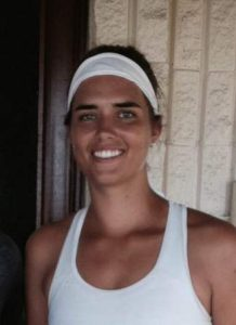 Sophie Wackerman, Tennis Assistant at Maui Country Club heads the summer sports camp at Maui Country Club