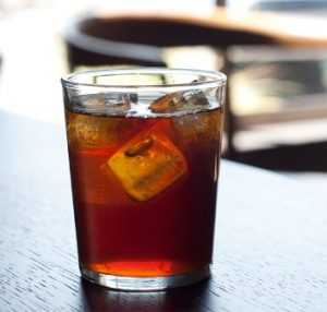 Maui Country Club serves house made Cold Brewed Coffee from Maui Coffee Roasters Red Rooster