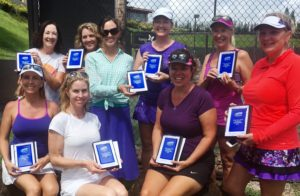 Slice Girls Maui State 3.0 Champions 2016 40+ League