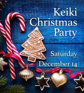 Keiki Christmas Party with Santa @ Maui Country Club - Ballroom