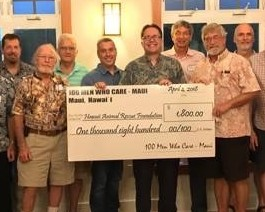 100 Men Who Care @ Maui Country Club - Lounge | Paia | Hawaii | United States