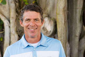 Erwann Le Ridant Director of Tennis at Maui Country Club