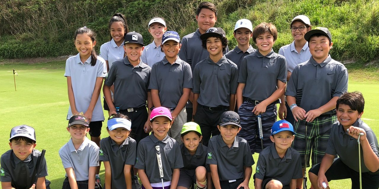 Maui Jr. Golf Assn photo