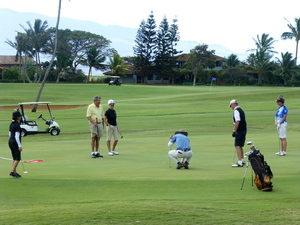 Putt & Keg @ Maui Country Club - Golf Course