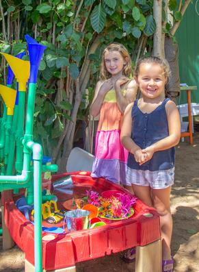 Kids art enrichment center at Maui Country Club
