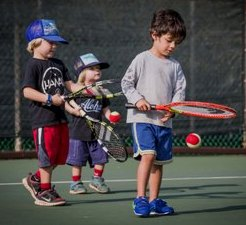 Summer Sports Camp for Kids @ Maui Country Club Tennis Center