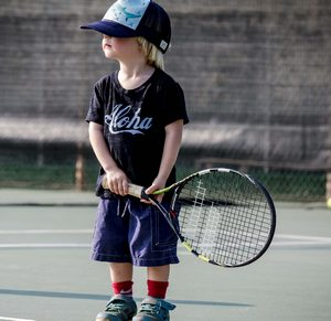 Junior Tennis Clinic - Introductory @ Maui Country Club Tennis Center