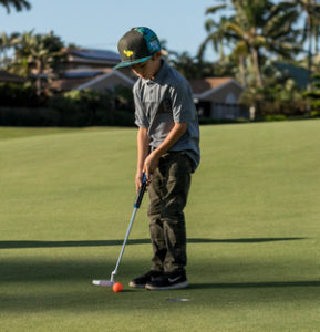 Jr. Golf Academy at Maui Country Club @ Maui Country Club Golf Course