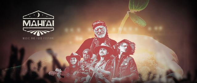 Mahiai Festival at Maui Country Club featuring Willie Nelson