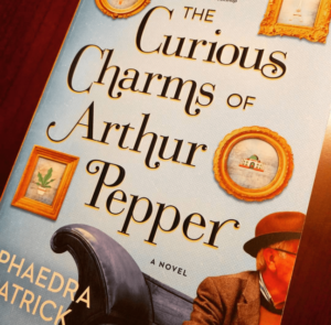 """August Book Club Gathering """"The Curious Charms of Arthur Pepper"""" by Phaedra Patrick @ Maui Country Club - Clubhouse Restaurant"""