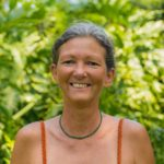 Massage therapist Grace Pretre at Maui Country Club