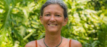 Massage therapist Grace Pretre at Maui Country Club