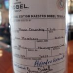 Maestro Dobel Tequila Maui Country Club
